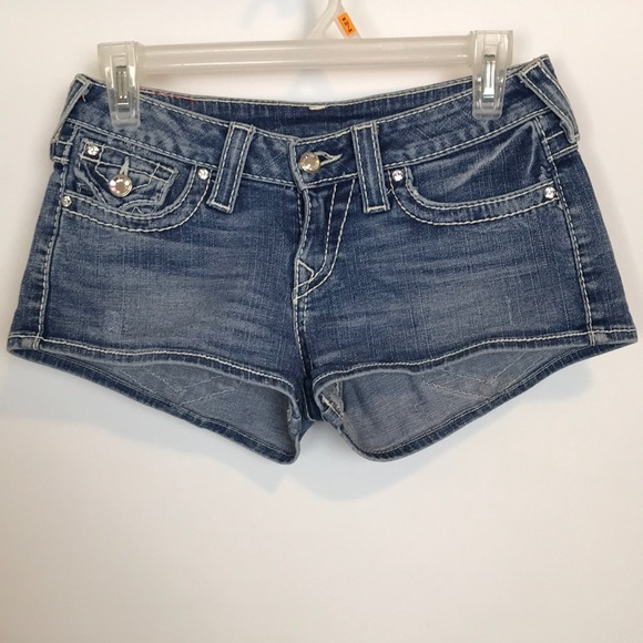 True Religion Pants - True Religion Jean Shorts Size 26